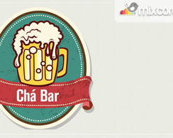 Ch� Bar 03  Etiquetas E Tags Com Design!