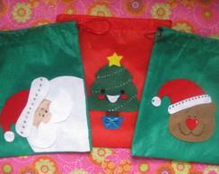 Sacolinhas de Natal