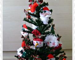 �rvore de Natal decorada