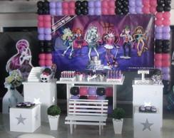 Decora��o Monster High