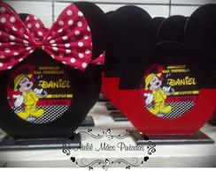Porta Retrato Minie / Mickey