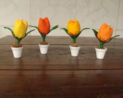 vasinho de tulipa