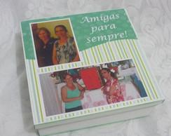 Caixa Fotos Especial Amiga
