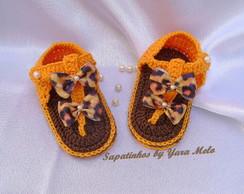 Sandalinha de Croch�