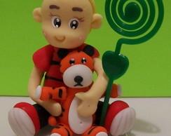 Calvin e tigre Haroldo
