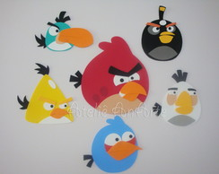 Angry Birds - Painel