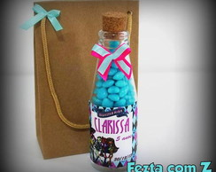 Garrafinha personalizada Monster High