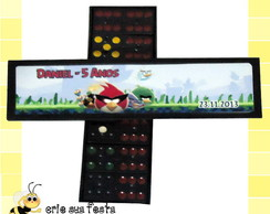 Domin� Angry Birds