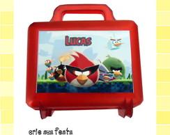 Maletinha - Angry Birds