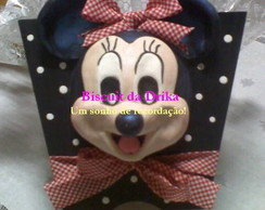 Cachepot Minnie/ Basket