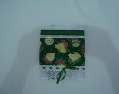 Panos De Pratos - Natalino Sininho Verde
