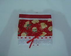 Panos De Pratos - Natalino Sininho Verm