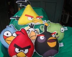 Angry Bird�s almofadas tem�ticas