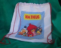 Mochilinha Angry Birds