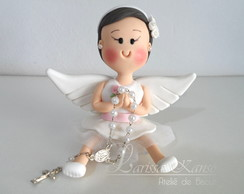 Boneca personalizada para batizado 02