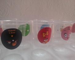 Copos para festa - Angry Birds