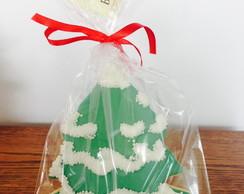 Cookie de nata - �rvore de natal
