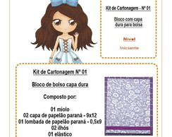 Kit de Cartonagem - N�01