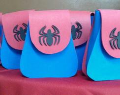 mochila do homem aranha