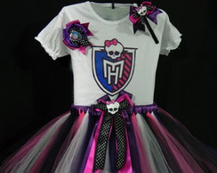 Conjunto Monster High Diversos