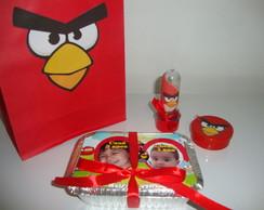 Kit Lembrancinha Angry Birds