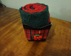 Panetone de toalha (Natal)