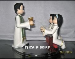 topo de 1� Eucaristia
