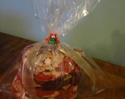 Panetone embalado (Natal)