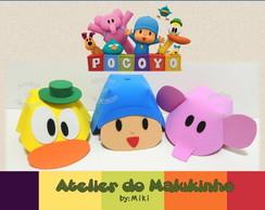 Chapeuzinhos Pocoyo