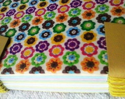 Caderno 21x15 Misto Codex / Link Stitch
