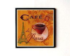Quadro Cafe de Paris