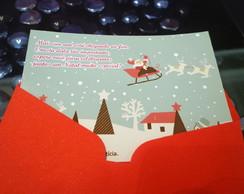 Convite Personalizado de Natal