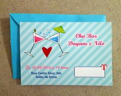 Convite para Ch� Bar