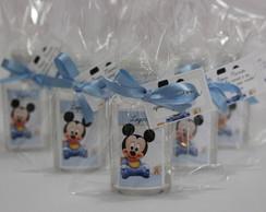 �lcool gel Mickey Baby azul 35 ml