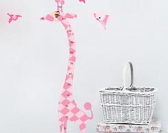 Adesivo Girafa Medidora