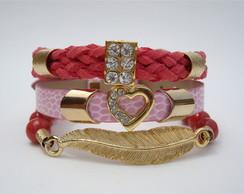 P2074/80/84 - Mix Rosa coral