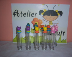 Tubete decorado Backyardigans