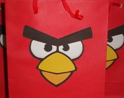 Sacolinha do Angry Birds