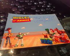 Convite Tema Toy Story