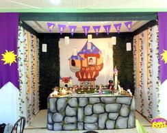 Decora��o Festa Enrolados(Rapunzel)
