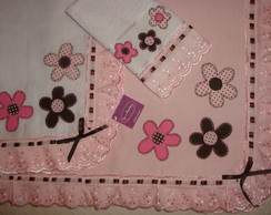 Manta soft ou moleton, fralda cobrir/boc
