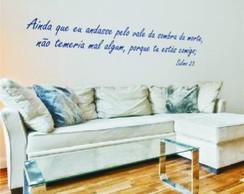 Adesivo Decora��o de Parede Salmo 23