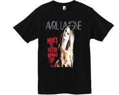 Camisa Avril Lavigne