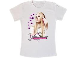 Camisa da Avril Lavigne