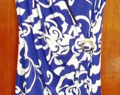 Vestido Azulejo