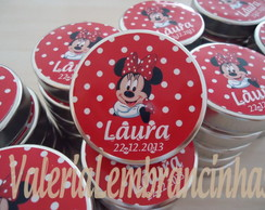 Latinhas Mint To Be Minnie Vermelha