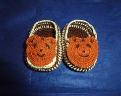 Sapatinhos Bichinhos - ursinho