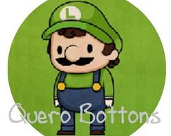 Bottons Mario Bros R$1,80