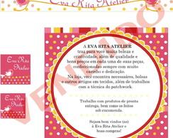 Kit Loja Elo7(vendido)- Eva Rita Atelier