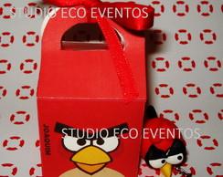 Lembrancinha Personalizada Angry Birds